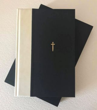MAGISTER OFFICIORUM. Special Fine Edition, limited to 72 copies hand-bound in quarter vellum.
