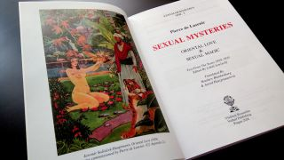 SEXUAL MYSTERIES. Oriental Love and Sexual Magic. Text From the Years 1929-1935. Edited by Lukas Louzecky. Translated by Matthew Blankenburg & Astrid Haszprunarova.