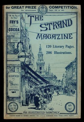 "THE HEAD [in] THE STRAND Magazine, May, 1907 issue. Edith Nesbit-Bland, ""Mrs. Hubert Bland"""