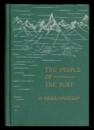 THE PEOPLE OF THE MIST.