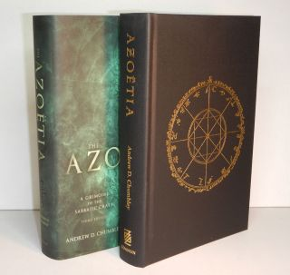 AZOETIA. A Grimoire of the Sabbatic Craft; Being a full and accurate transcription, compiled and amended by the author from the original manuscript of 'The Book of Magical Quintessence.' Third Edition.