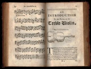 AN INTRODUCTION TO THE SKILL OF MUSICK:; In Three Books: I. The Grounds and Principles of Musick, according to the Gamut: In the most Easy Method, for Young Practitioners. II. Instructions and Lessons for the Treble Tenor, and the Bass-Viols; and also for the Treble-Violin. III. The Art of Descant, or Composing Musick in Part: Made very Plain and Easy by the Late Mr. Henry Purcell. The Nineteenth Edition, Corrected, and done on the New-Ty'd Note.