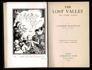 THE LOST VALLEY And Other Stories.