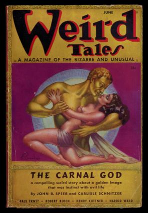 WEIRD TALES Magazine. Vol. 29, No 6 - June 1937 issue. No 6 - June 1937 issue WEIRD TALES...