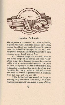 BIBLIOMEN: Twenty Characters Waiting for a Book.; With Designs by George Barr.