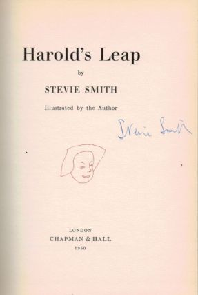 HAROLD'S LEAP. Illustrated by the Author.