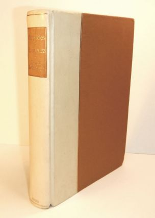 THE CHRONICLES OF RODRIGUEZ. Deluxe Edition, Signed. Lord DUNSANY