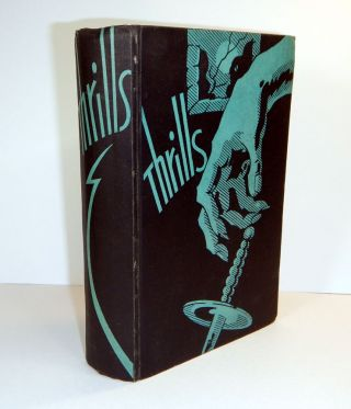 A CASE FOR DEDUCTION by M.P. Shiel and Fytton Armstrong [in] THRILLS: TWENTY SPECIALLY SELECTED...