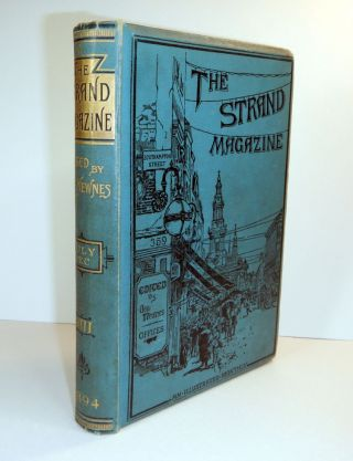 THE EAGLE'S CRAG [in] THE STRAND MAGAZINE, Vol. VIII, July to December 1894. M. P. SHIEL, Matthew...