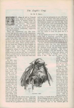 THE EAGLE'S CRAG [in] THE STRAND MAGAZINE, Vol. VIII, July to December 1894.