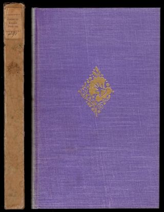 THE COMPLETE POEMS OF ERNEST DOWSON. With Illustrations by Elinore Blaisdell. Ernest DOWSON