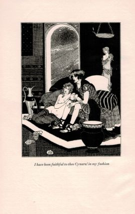 THE COMPLETE POEMS OF ERNEST DOWSON. With Illustrations by Elinore Blaisdell.