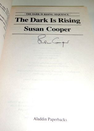 THE DARK IS RISING SEQUENCE. Five Volume Set. Signed Copies.