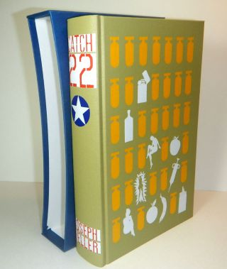 CATCH-22. Introduction by Malcolm Bradbury. Illustrations by Neil Packer. Joseph HELLER
