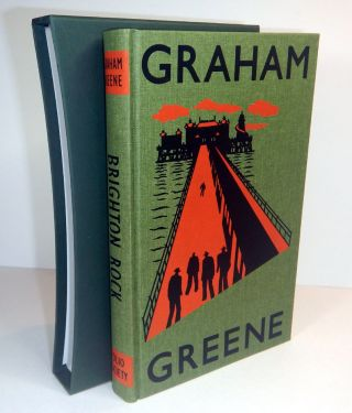 BRIGHTON ROCK. Illustrated by Grant Grandfield. Graham GREENE