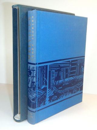 THREE STORIES: BARTLEBY. BENITO CERENO. BILLY BUDD. With Wood Engravings by Garrick Palmer....