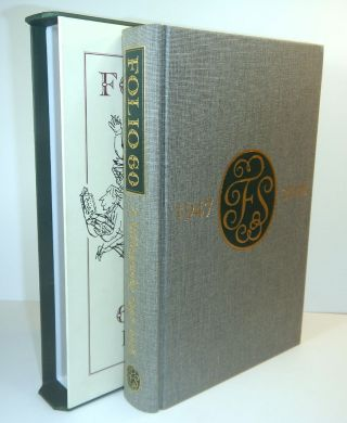 FOLIO 60. A BIBLIOGRAPHY OF THE FOLIO SOCIETY 1947-2006. Compiled by Paul W. Nash. With Essays by...