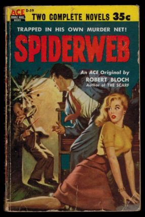 SPIDERWEB. Robert BLOCH