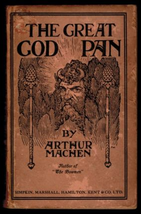THE GREAT GOD PAN. Arthur 05. MACHEN
