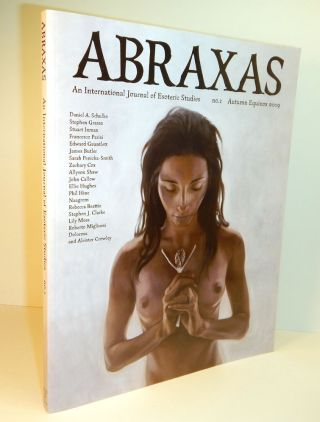 ABRAXAS. International Journal of Esoteric Studies, No 1. Arthur MACHEN, Edward GAUNTLETT, About