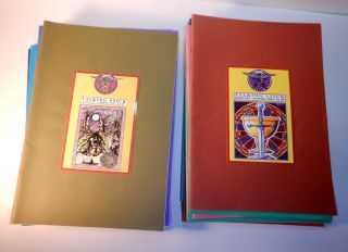 TALKING STICK MAGAZINE. Later titled: Talking Stick Journal). Issues No. 1 - 26, Plus Vol 2, Nos 1-2, Plus the TALKING STICK MAGICAL DIRECTORY. 29 issues, A Complete Set.