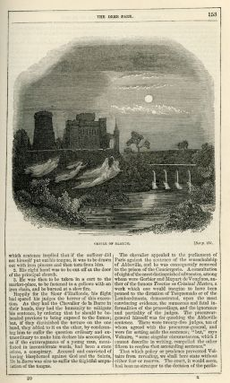 MYSTERIES OF THE OLD CASTLES OF FRANCE, OR SECRET INTRIGUES OF THE KINGS AND QUEENS, PRINCES AND PRINCESSES, AND OTHER GREAT PERSONAGES OF THE TIMES. By a Society of Arch Seers, Under the Direction of A. B. Le Francois. Translated by William Thomas Haley.