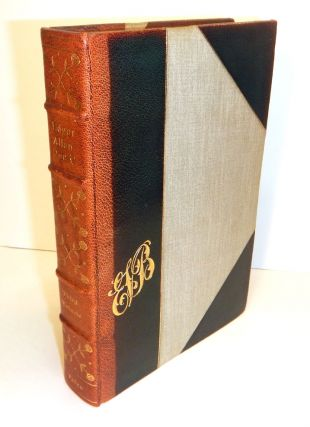 THE COMPLETE WORKS OF EDGAR ALLAN POE. Edited and Chronologically Arranged on the Basis of the Standard Text, with Certain Additional Material --- and with A Critical Introduction by Charles F. Richardson .... Illustrated by Frederick Simpson Coburn.