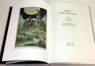DARK DREAMLANDS. Illustrated by Michael Hutter.