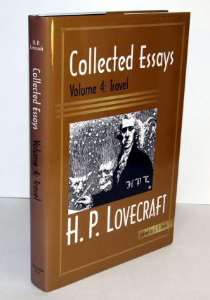 COLLECTED ESSAYS. Volumes 1 - 5, comprising Vol 1: Amateur Journalism; Vol 2: Literary Criticism; Vol 3: Science; Vol 4: Travel, & Vol 5: Philosophy, Autobiography & Miscellany.