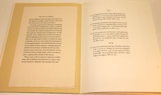 THE PRIVATE PRESS OF ROY A. SQUIRES. A DESCRIPTIVE LISTING OF PUBLICATIONS 1962-1979. With Specimen Leaves from the Publications.