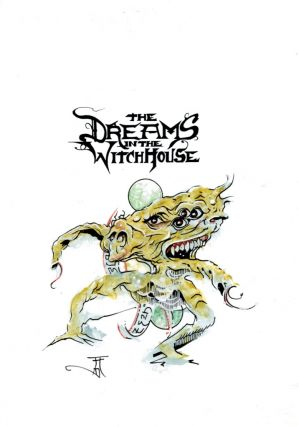 THE DREAMS IN THE WITCHHOUSE. With Illustrations by Adam Prenell Deal.