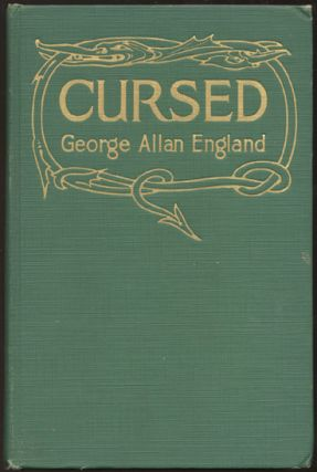 CURSED. Frontispiece by Modest Stein. George Allan ENGLAND
